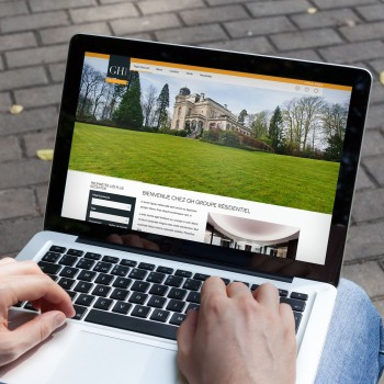 Residential real estate website