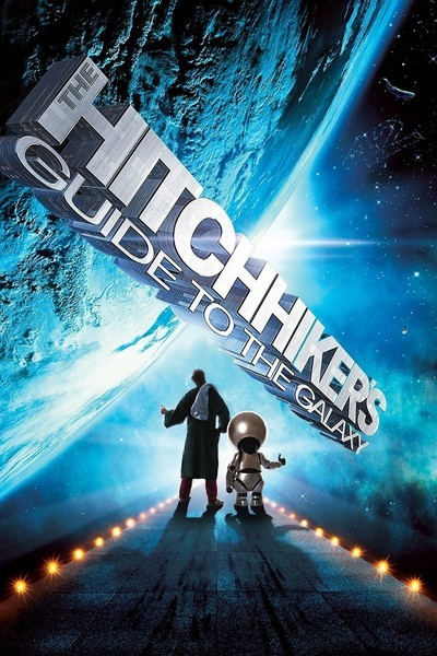 the hitch hikers guide to galaxy
